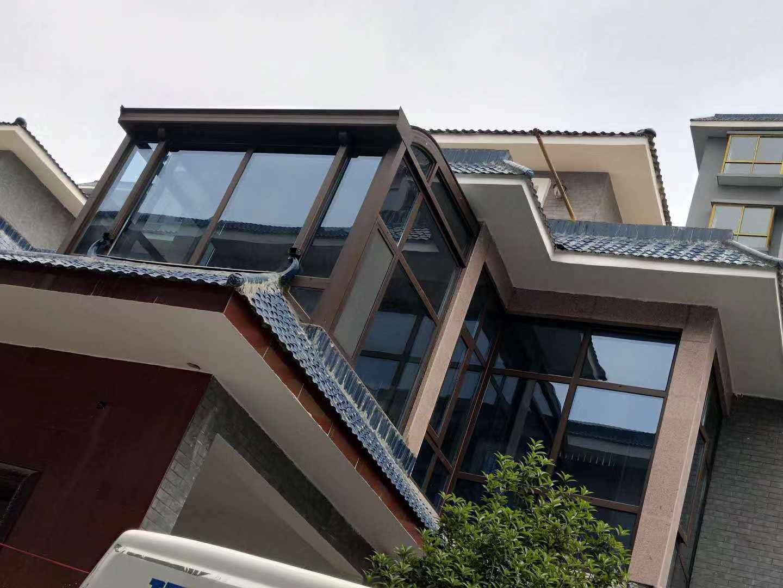 南阳铝合金封阳台安装