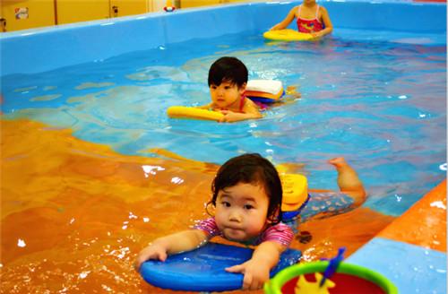 河南孕婴童展游泳设备