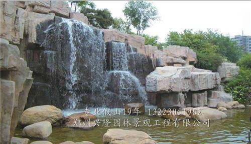 河南自然石假山厂家
