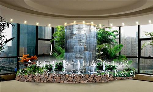 河南塑石假山公司办公场景