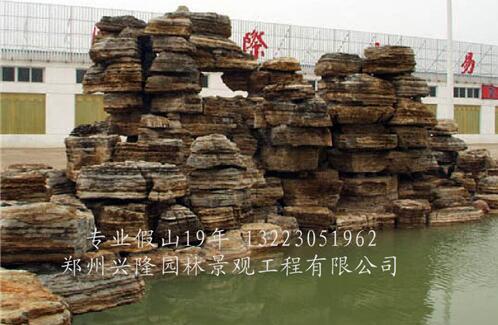 河南假山制作公司