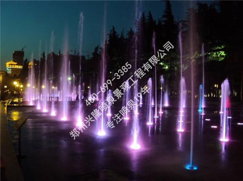 音乐喷泉的优势你都知道有哪些吗?以下的内容赶收藏吧
