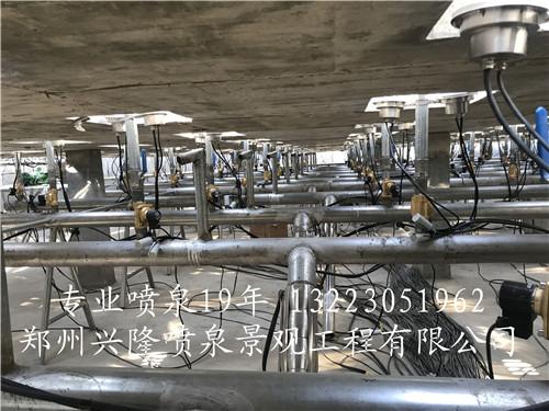 河南音乐喷泉设计施工
