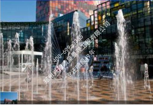 河南音乐喷泉设计价格