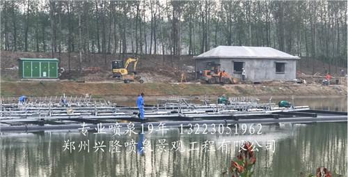 河南喷泉公司施工