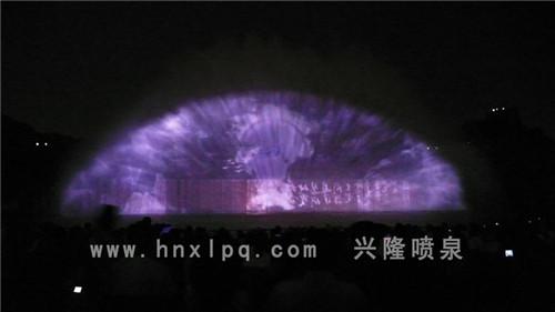 河南激光水幕电影公司