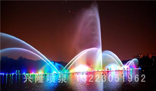 河南喷泉视频