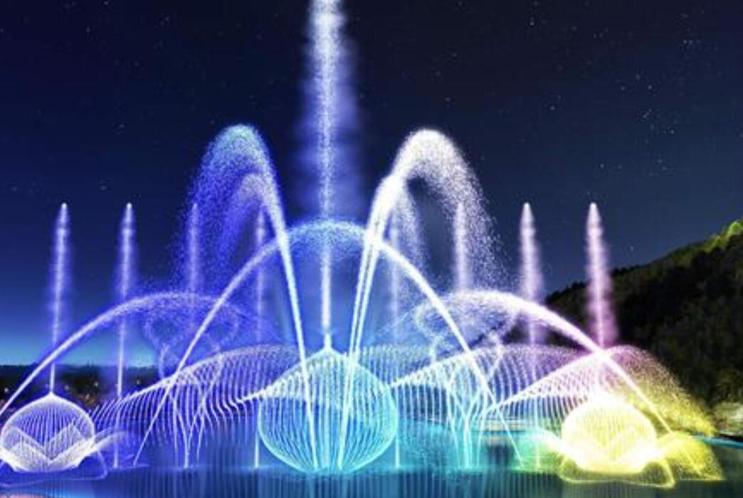 山东湖面喷泉厂家
