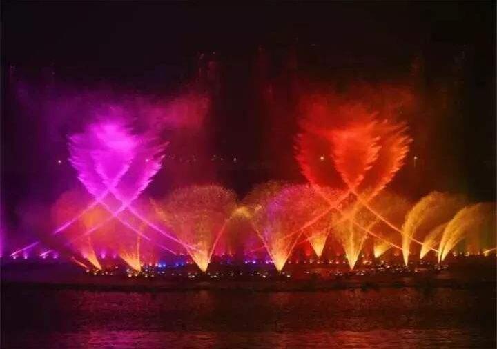 郑州音乐喷泉设计