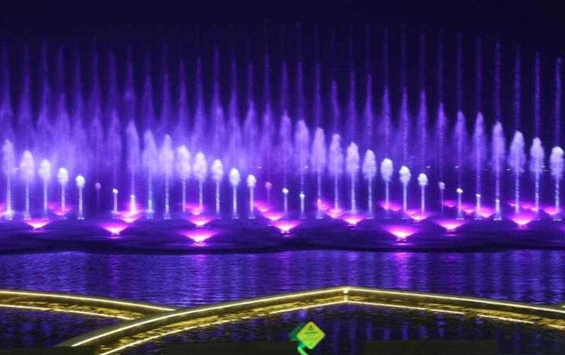 郑州音乐喷泉