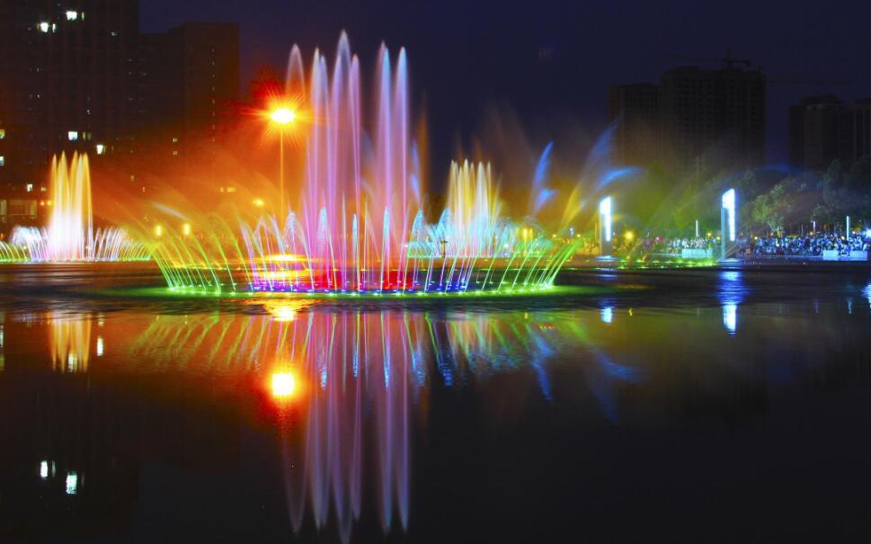 郑州音乐喷泉厂家