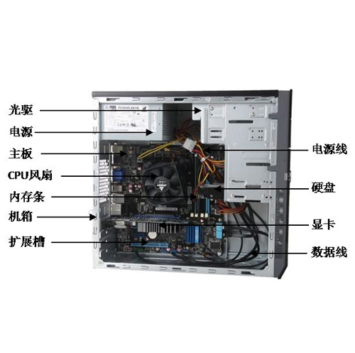 电脑组装维修