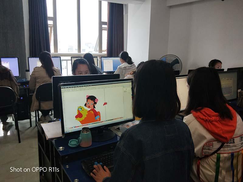 平面设计教室