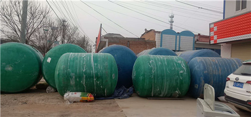 陕西玻璃钢化粪池厂家