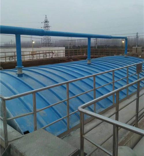 陕西玻璃钢污水处理设备厂家