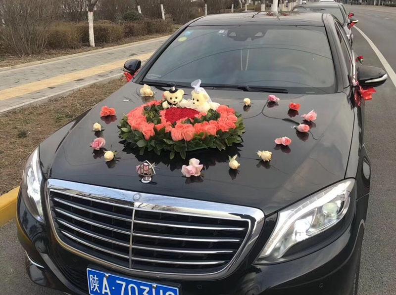 陕西婚车租赁价格