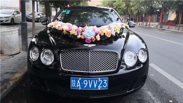 汉中婚车租赁价格