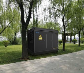 户外产品-室外一体化综合接入机柜设计