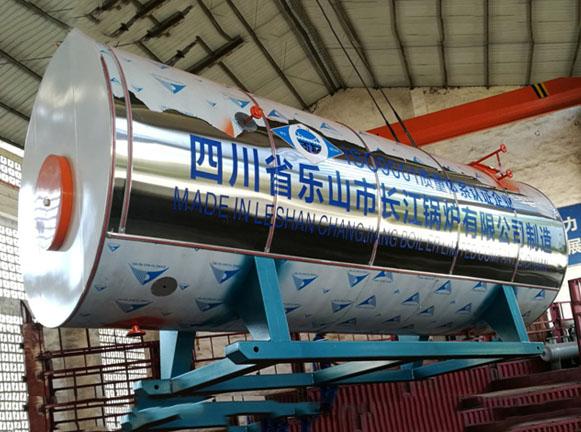 四川冷凝式燃氣蒸汽鍋爐