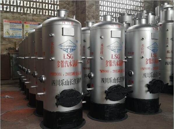 四川鍋爐-燃煤汽水爐