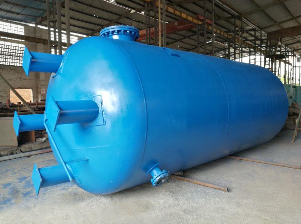 樂山市長江鍋爐廠家淺談四川壓力容器的分類