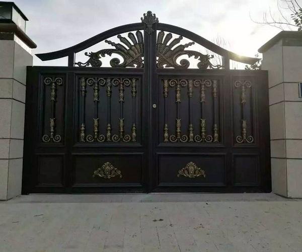 成都庭院门安装