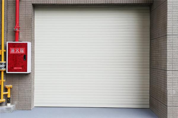 成都电动卷帘门使用注意事项