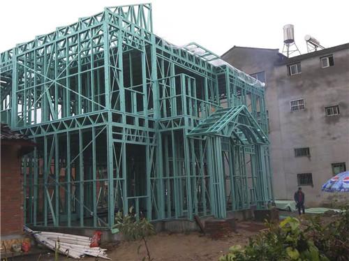 陕西轻钢结构房屋施工