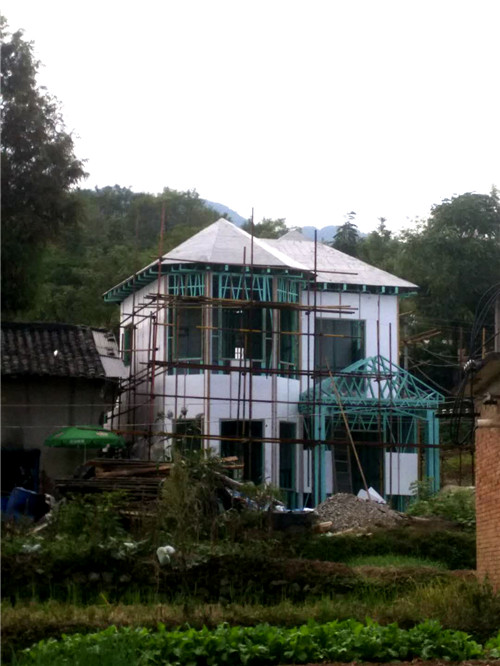 陕西钢结构房屋施工