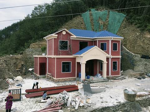 农村自建钢结构房屋你了解多少?看了快收藏哦!