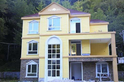 预制陕西新型房屋建设是新农村建设不可或缺的