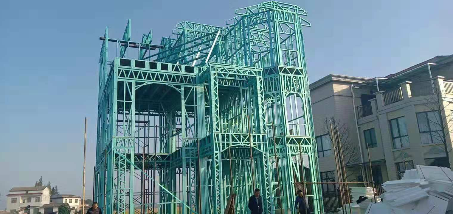 陕西轻钢结构房屋主体