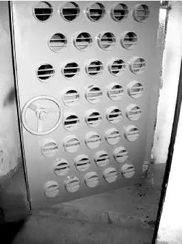 陕西人防防护设备--防爆波活门