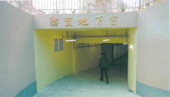 陕西人防通风防空地下室案例