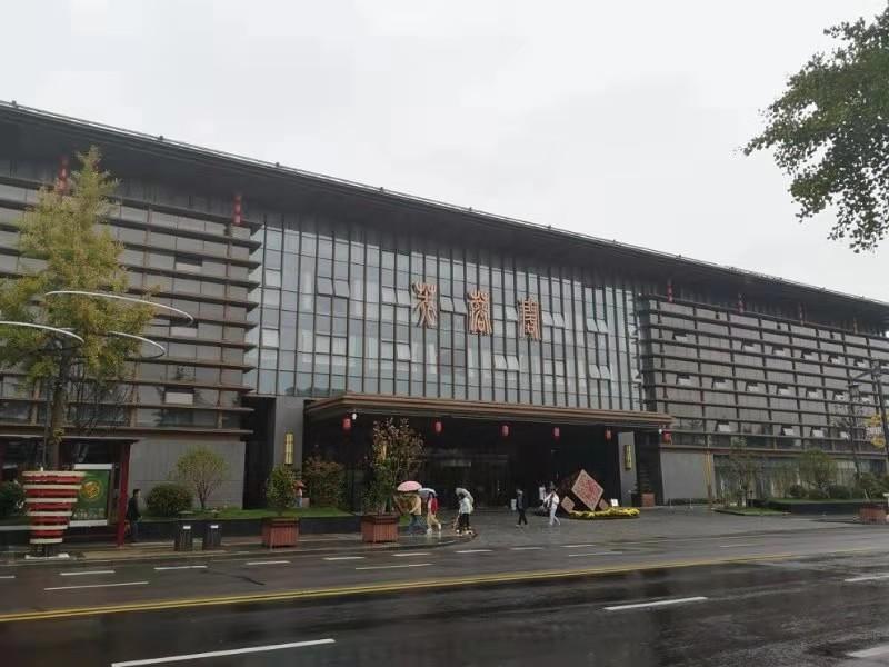 芙蓉阁酒店施工案例