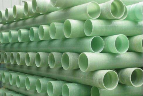 玻璃钢缠绕管道