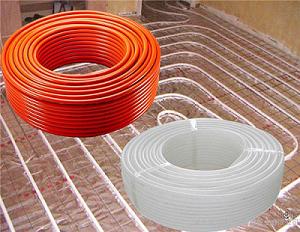 低磨损PE-RT地暖管