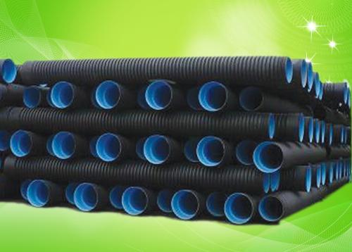 叶南威建材带你了解HDPE双壁波纹管基本知识!