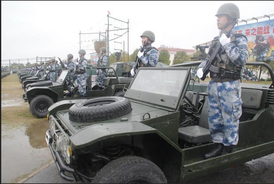 呼和浩特钢结构与中国解放军66288部队合作