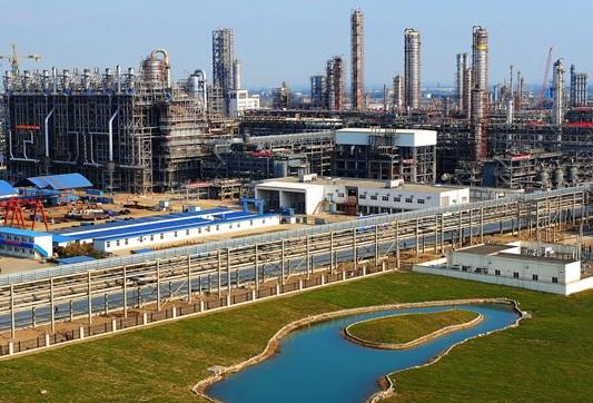 万昌盛钢结构与中国石油合作