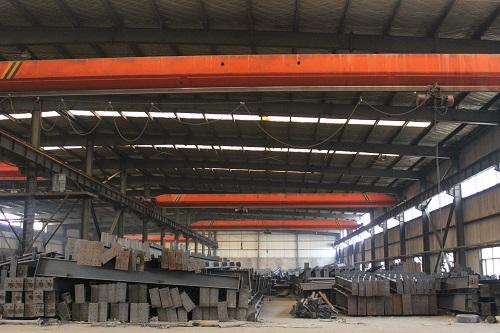 钢结构产品展示