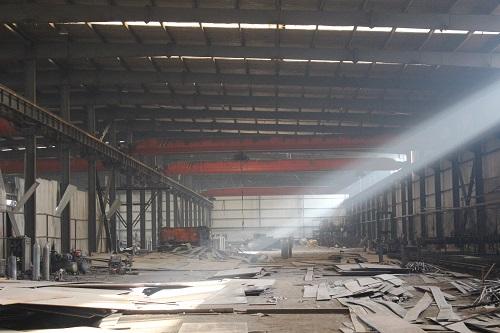 厂区内部环境
