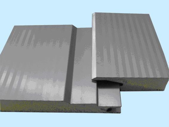 金属面聚氨酯冷库板