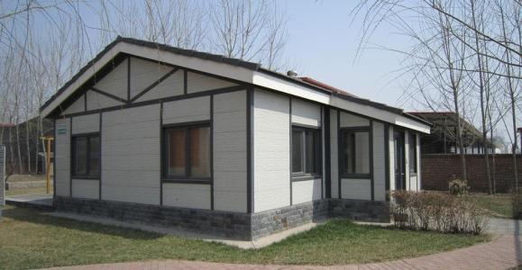 内蒙古轻钢集成房屋