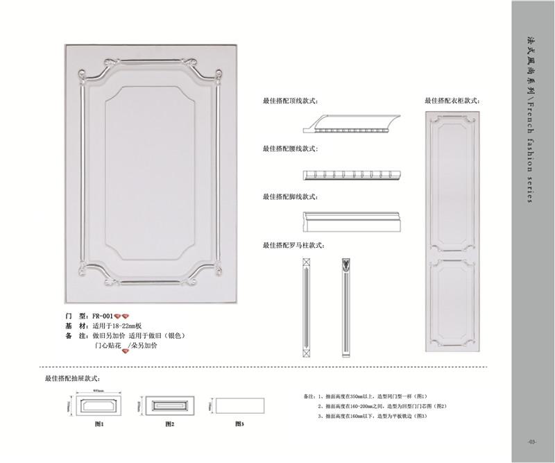 门型:FR-001