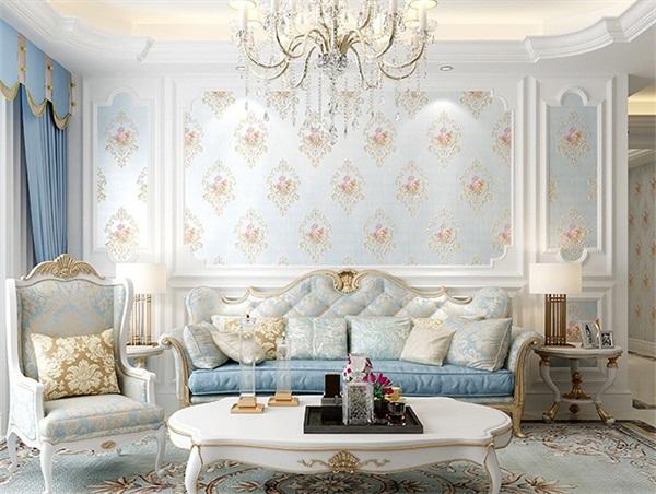 白银装修壁纸墙纸