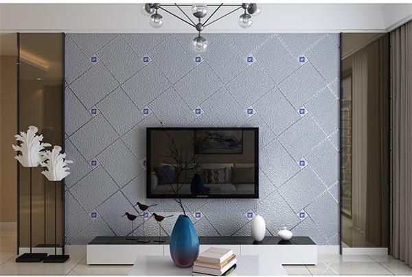 白银壁纸壁布颜色