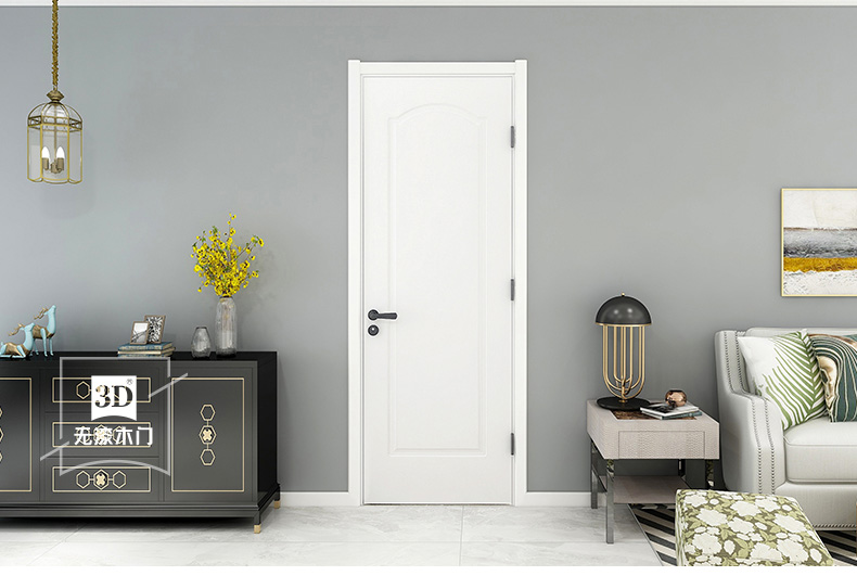 白银套装门