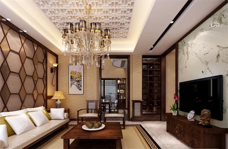 白银室内装修设计效果图