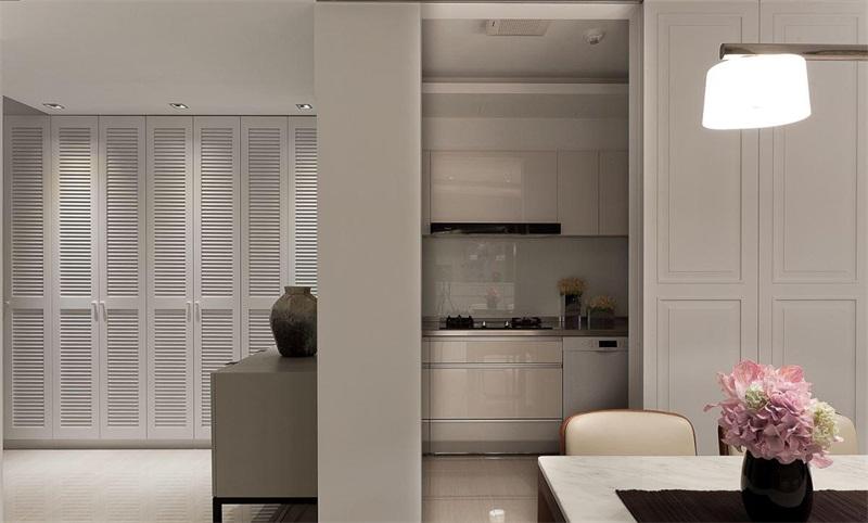 白银装修设计风格